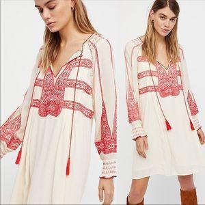 NWOT Wind Willow Long Sleeve Dress